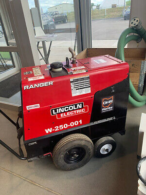 Lincoln Electric 250 Gxt Ranger Welder
