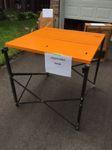 Triton WorkCentre Extension Table
