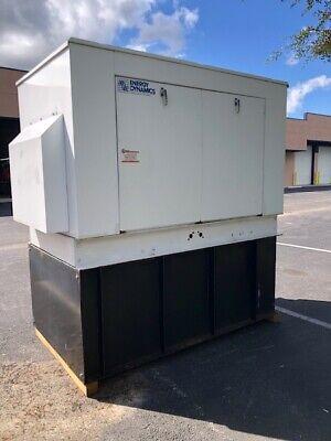 Cummins 100 Kw Diesel Generator Set W539 Hours