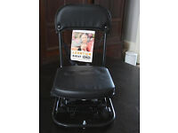 GMG Classic 6+ Rear Child Cycle Seat - Pannier Mount BNWT
