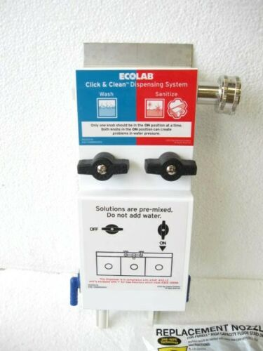 Ecolab Click & Clean Dispensing System Knight 7116319
