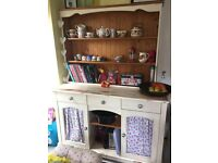 Shabby Chic kitchen dresser unit