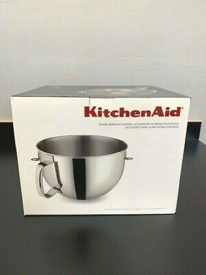 KitchenAid 6-Quart Bowl with Handle -- brand new in box, dishwasher safe!