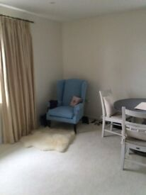 John Lewis Armchair, immaculate condition, high quality fabric, birch wood