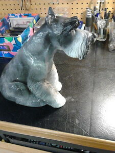 Cement Scottie dog doorstop London Ontario image 1