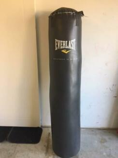 Everlast Boxing Bag - No Straps