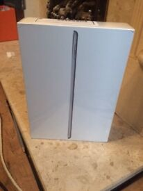 Brand new, Sealed, Apple Ipad Air 32gb-Space Grey. £290. Open to offers.