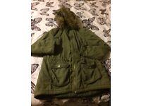 Girls Fashion Coat