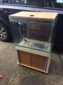 Vivarium , reptile tank , on stand , possible free delivery