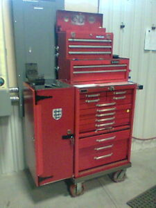 TOOLBOXES AND TOOLS