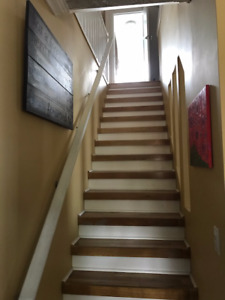 Roommate wanted to rent upstairs