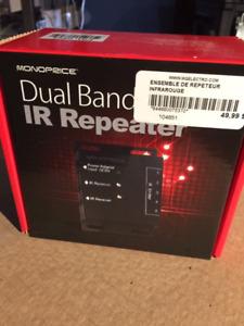 Dual Band IR Repeater