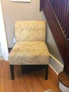 Upholstered Accent Chair Belleville Belleville Area image 1