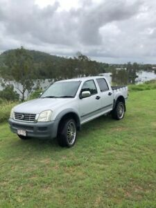 2003 Holden Rodeo LX RA 4 Sp Automatic Dual Cab