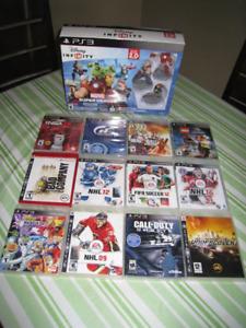 Jeux PS3 et Wii à partir de 5$