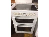 £114.00 Stoves ceramic electric cooker+60cm+3 months warranty for £114.00