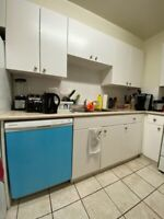 2 rooms for rent shared kitchen and washroom