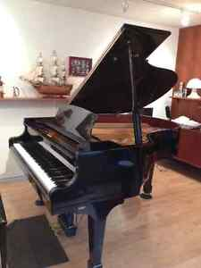 Professionally Maintained 6 foot Grand Piano Kitchener / Waterloo Kitchener Area image 1