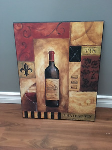 Wine Artwork