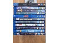 Eleven Blu-Ray Movies