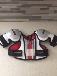 Hockey Shoulder Pads-youth