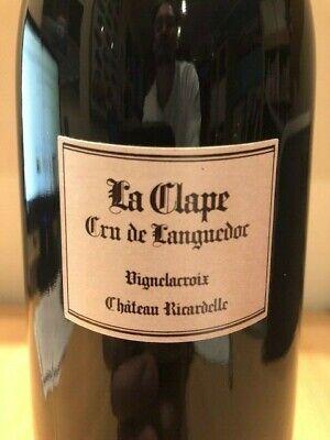 1993 Chateau Ricardelle Vignelacroix La Clape Rotwein 0,75l