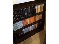 Solid Mahogany Bookcase