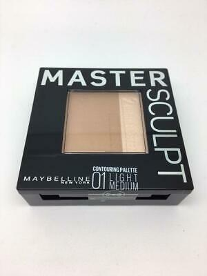 Maybelline Master Sculpt Contouring Palette - 01 Light/Medium