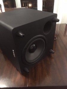 Polk Audio TL1600 Powered Subwoofer- Excellent Condition