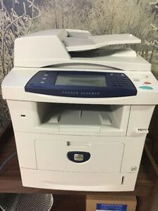 XEROX PRINTER 3635MFP PHASER MODERN NEW CONDITION
