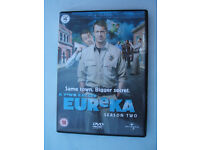 A Town Called Eureka Season Two 2 - 4 Disc DVD Set for sale  Cowes, Isle of Wight