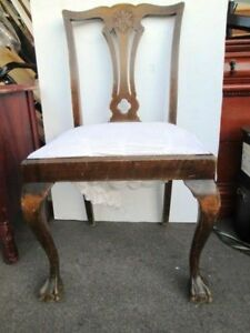 Antique Chippendale chair