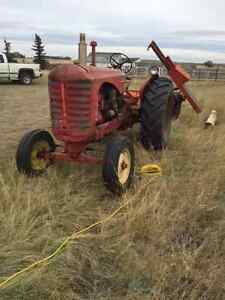 Great Deal!!!! 44 Massey Tractor