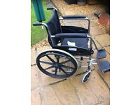 WHEELCHAIR COLLAPSIBLE