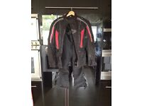 Fabric Motorcycle Jacket/Trousers