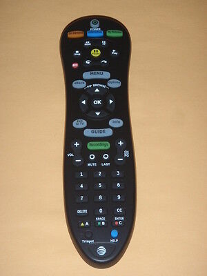Lot Of  4  S20 S1a Programmable Universal Remote For At T U Verse