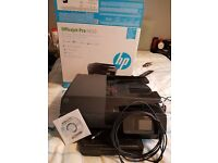 HP OfficeJet Pro 6830 All-in-One Printer / Scan / Copier / Fax