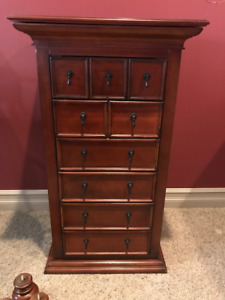 Jewelry Armoire / Cabinet