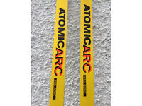 Atomic Arc Nordic racing skis – never used