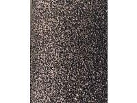 Devon Twist Supreme Mocha New Carpet 2.42m x 2.00m Free Local Delivery