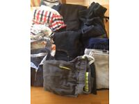 Boys clothes bundle aged 8-9 years