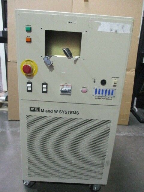 M&W Systems RPCE17A-TS  Flowrite Recirculating Cooling System, Chiller, 450772