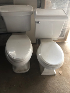Two Kohler toilets - great condition