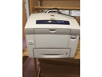 Xerox Phaser 8560 Colour Printer and supplies
