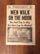 1969 Moon Newspaper