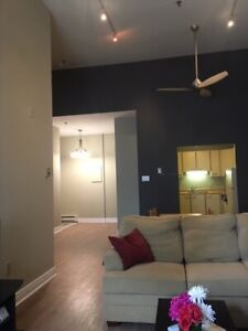 MUST SEE Gorgeous 1 Bed Condo -Loft like with Cathedral Ceilings