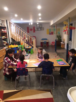 Childcare spots available  (2.5 - school age)