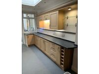 Kitchen Units and Worktop