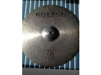 Istanbul Agop '06 Collectors Series Limited Edition 22 inch ride. RARE