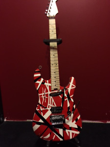 2013 EVH Striped Stratocaster - some trades considered
